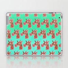 Bougainvillea Unicorn Laptop & iPad Skin