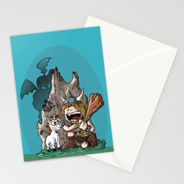 Dungeon! Stationery Cards