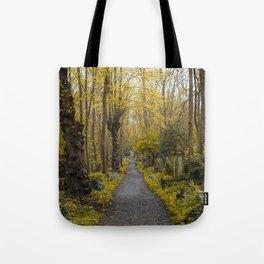 A walk in Highgate Tote Bag