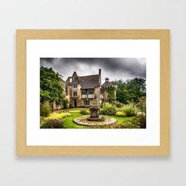 Scotney Castle 4 Framed Art Print