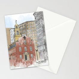 The Old State House Stationery Cards