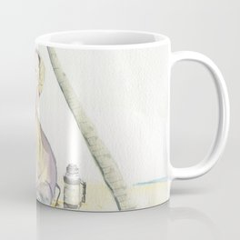 Dreamy Baby Elephant Coffee Mug