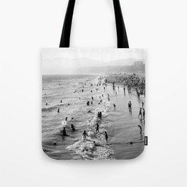 Summer Melody Tote Bag