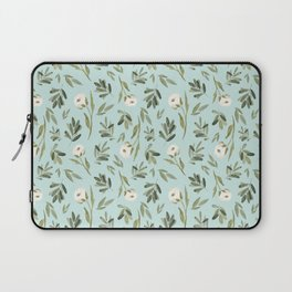Minted Cotton Laptop Sleeve