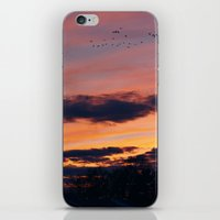 twilight iPhone & iPod Skins featuring Twilight by Stephen Linhart