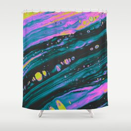 HOPES OF BEING STOLEN Shower Curtain