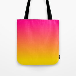 Ombre Cocktail Tote Bag