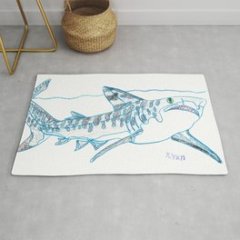 Tiger Shark II Rug
