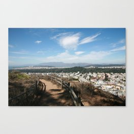 Something New: San Francisco Canvas Print