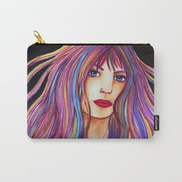 Inara [Artwork watercolor] Carry-All Pouch