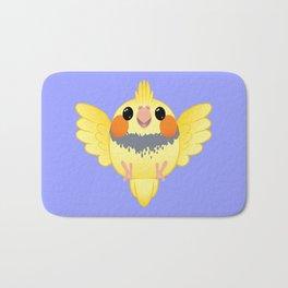 Cockatiel Birb Baby – v03 Bath Mat