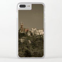 Pena Palace II Clear iPhone Case