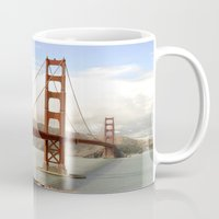 postcard Mugs featuring postcard by Jaina Tharakan