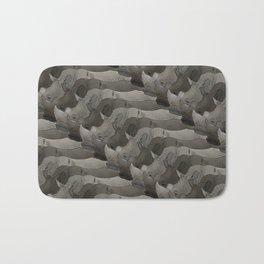 Rhinos Bath Mat