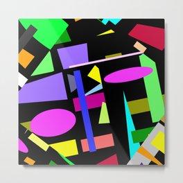 Abstractwork no 1142 Metal Print