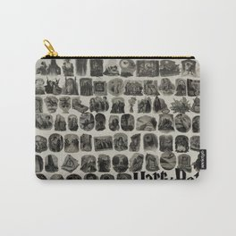 HOGWARTS QUOTES Carry-All Pouch