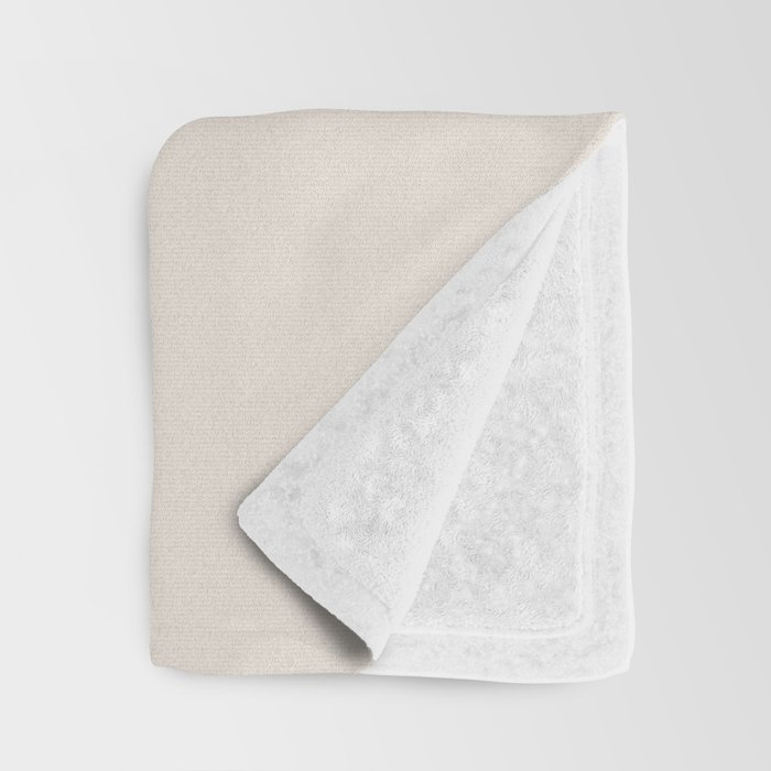Ginko Leaves Throw Blanket