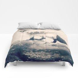 Fox Mountain Walker Comforters