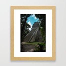 TIKAL Framed Art Print