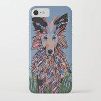 wiz khalifa iPhone & iPod Cases featuring Wiz by Sartoris ART