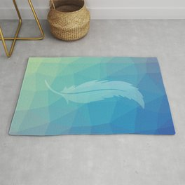 Fortune Favors the Bold Rug