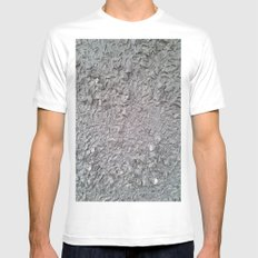 THE THING Mens Fitted Tee White MEDIUM