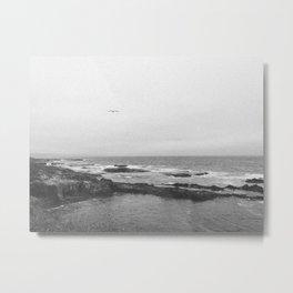 CALIFORNIA COAST II Metal Print
