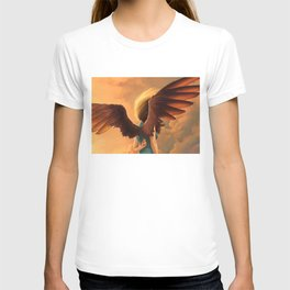 About to fall T-shirt