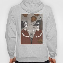 Ana and Eva (An All Hallows' Eve Tale) Hoody