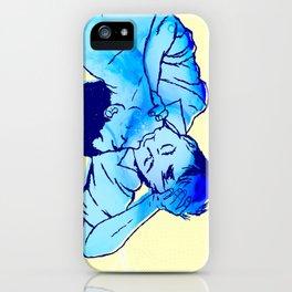 Yes I love--I mean I'd love to get to know you iPhone Case
