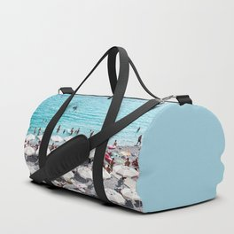Amalfi Beach Duffle Bag