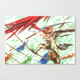 Freebird Canvas Print