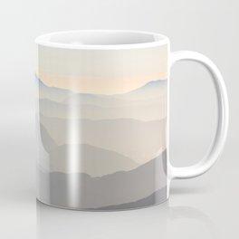 Erie Layered Mountains Landscape Coffee Mug