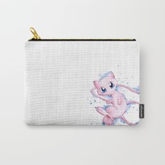 Pokémon Watercolor - Mew #151 Carry-All Pouch