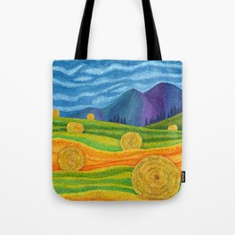 Hay Day Tote Bag