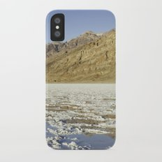 Badwater Basin iPhone X Slim Case