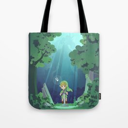 Master Sword and Monsters Tote Bag