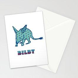 Greater Bilby Macrotis lagotis by Chrissy Wild Stationery Cards
