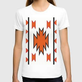 American Native Pattern No. 97 T-shirt