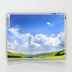 Green Meadow Laptop & iPad Skin