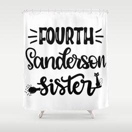 Fourth Sanderson Sister Shower Curtain