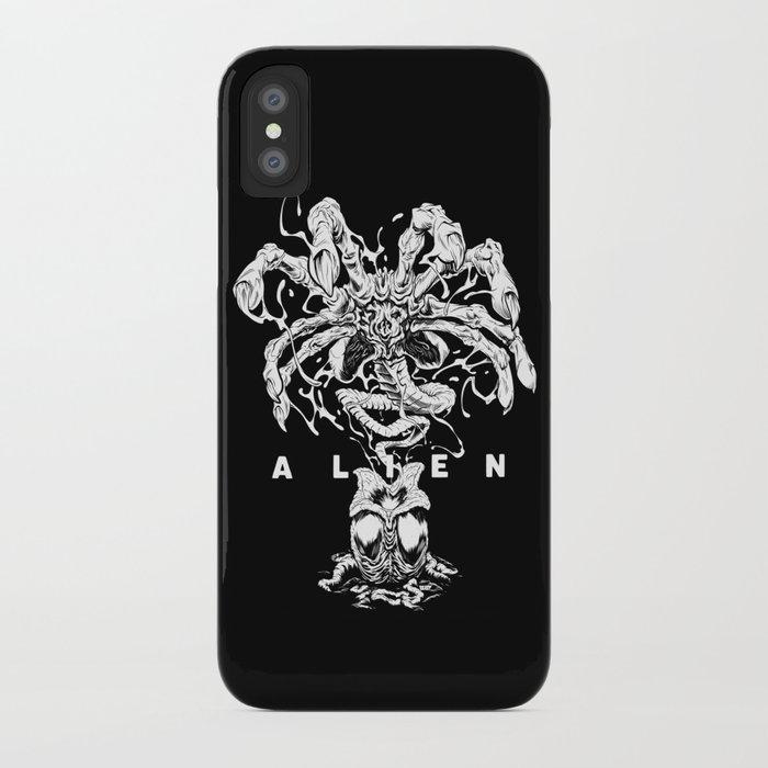 ALIEN: FACEHUGGER iPhone Case