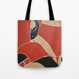 Good Night Japan Tote Bag