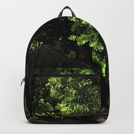 Horse in Forest - Dressage Backpack