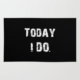 Today i do Rug