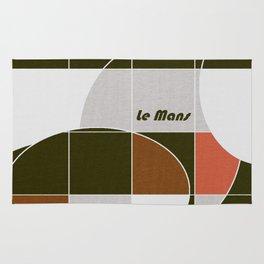 Le Mans Rug