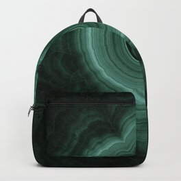 The world of malachites Backpack