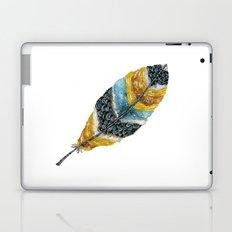 Starlight Feather Laptop & iPad Skin