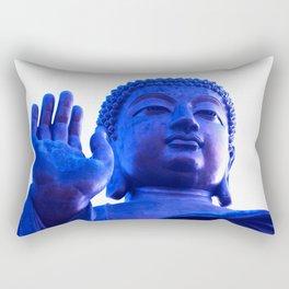 Buddha's Hand Rectangular Pillow