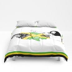 Jamaica -  Freedom Time Comforters